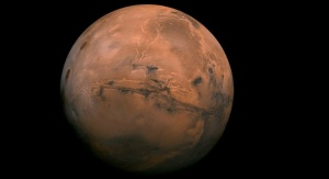 Mars. Źródło: NASA