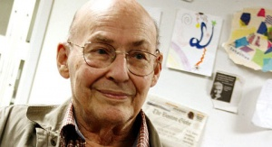 Marvin Minsky w 2008 (Foto: By The original uploader was Sethwoodworth at English Wikipedia, taken by Bcjordan [CC BY 3.0 (http://creativecommons.org/licenses/by/3.0)], via Wikimedia Commons)