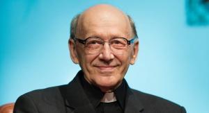 Ks. prof. Michał Heller / fot. Adam Walanus