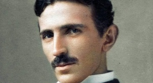 Nikola Tesla. Fot. By Prawo Krwi (Own work) [CC BY-SA 3.0 (http://creativecommons.org/licenses/by-sa/3.0)], via Wikimedia Commons