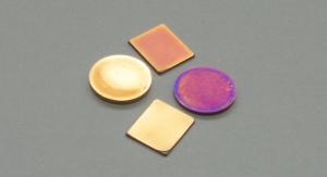 Płytki NiTi po operacji modyfikowania powierzchni