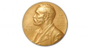 Medal noblowski. Źródło: wikipedia.com