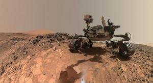 Łazik Curiosity znalazł nowe dowody zachowane w skałach na Marsie, które świadczyć mogą o istnieniu kiedyś życia na tej planecie. Credit: NASA/JPL-Caltech