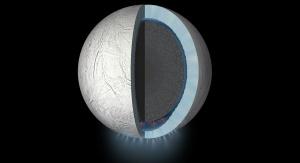 Enceladus / Fot. NASA/JPL-Caltech