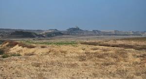 Tereny wokół piaskowni Bór Biskupi, rok 2008. Foto: Wojciech Imielski [CC BY-SA 4.0 (https://creativecommons.org/licenses/by-sa/4.0)], via Wikimedia Commons