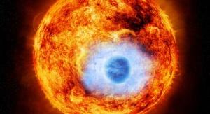 Artystyczna wizja Kronosa. Credit: NASA/CXC/M. Weiss