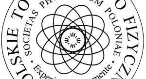 Logo Polskiego Towarzystwa Fizycznego