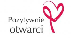 Logo programu pozytywnie Otwarci