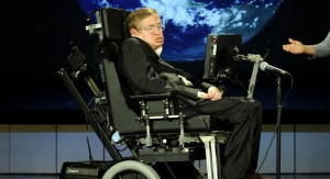 Stephen Hawking | Photo Credit: NASA/Paul. E. Alers