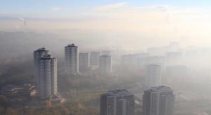 Katowice - widok z lotu balonem   fot. Mariola Jabłońska