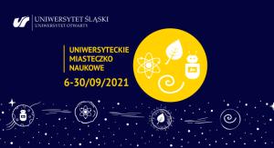 logo Uniwersyteckiego Miasteczka Naukowego