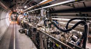 Część instalacji TOTEM w tunelu LHC   Image credit: M. Brice / CERN-PHOTO-201609-210-5