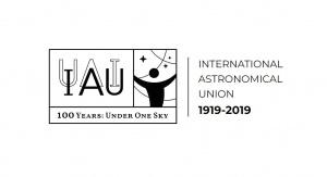 100-lecie Międzynarodowej Unii Astronomicznej. Credit: www.iau-100.org