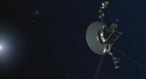 Artystyczna wizja jednej z sond Voyager. Fot. NASA