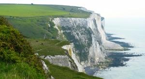 Biały kliffy w okolicach Dover. Fot. pixabay.com