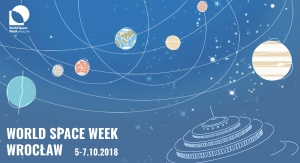 World Space Week 2018, plakat