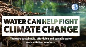 Światowy Dzień Wody 2020. Image credit: WWD
