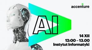 "Wykład pt. ""AI – Artifficial Inteligence"""