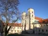 Opactwo w Tyńcu. Fot. Agnieszka Sikora