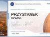 karta pokładowa Przystanku Nauka - źródło: NASA