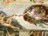 Stworzenie Adama, fresk Michała Anioła. Źródło: domena publiczna