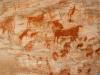 Malowidła jaskiniowe z Afryki Południowej. Źródło: MIT