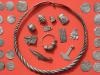 Srebrny skarb króla Haralda Sinozębego. Foto: Stefan Sauer/AFP/Getty