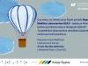 Uniwersytet Śląski - dla klimatu - grafika jest częścią kampanii promocyjnej