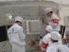 Instalacja urządzenia POLAR na pokładzie Tiangong 2. Fot. Nicolas Produit