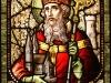 Witraż przedstawiający św. Patryka z Katedry Chrystusa Światła w kalifornijskim Oakland. Fot. By Sicarr (Flickr) [CC BY 2.0 (http://creativecommons.org/licenses/by/2.0)], via Wikimedia Commons