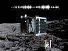Instrument SESAME-CASSE na pokładzie lądownika Philae 14 listopada 2014 roku nagrał odgłosy z powierzchni komety . Fot. ESA/Rosetta/Philae/SESAME/DLR (CC BY-SA IGO 3.0); Image: ESA/ATG medialab