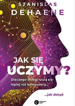 okładka książki z grafiką głowy