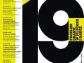 "Plakat 19. edycji seminarium ""Problem granic w filozofii i nauce"""