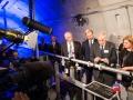 Inauguracja procesu uruchamiania Europejskiego Ośrodka Badań Laserem na Swobodnych Elektronach European XFEL (X-ray Free Electron Laser). Fot.  European XFEL