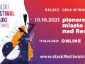 plakat reklamujący 5. Śląski Festiwal Nauki KATOWICE