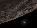 Artystyczna wizja obiektów w Pasie Kuipera. Nowo odkryty obiekt 2014 UZ224, znajdujący się poza orbitą Plutona może być zakwalifikować jako planeta karłowata. Fot. NASA/JPL-Caltech/T. Pyle (SSC)