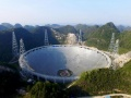Radioteleskop FAST. Fot. Chinese Academy of Sciences (NAOC)