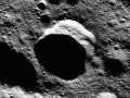 Wieczne zaciemnione kratery na Ceres. Fot. NASA/JPL-Caltech/UCLA/MPS/DLR/IDA