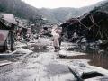 Fabryka stalowa w okolicach chilijskiego Corral, zniszczona w wyniku trzęsienia ziemi w 1960 roku. Fot. By Buonasera [CC BY-SA 3.0 (http://creativecommons.org/licenses/by-sa/3.0)], via Wikimedia Commons