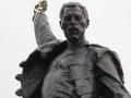 Pomnik Freddiego Mercury'ego nad Jeziorem Genewskim w szwajcarskim Montreux. Fot. pixabay.com