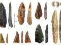 Kamienie poddane obróbce, znalezione w jaskini Baczo Kiro. © Tsenka Tsanova, License: CC-BY-SA 2.0