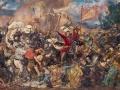 """Obraz Jana Matejki """"Bitwa pod Grunwaldem"""" (1878) (Foto: wikipedia.org)"""