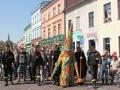 Postać słomianego Judosza pojawiła się przy okazji obchodów 700-lecia Skoczowa, zorganizowanych w 1967 roku, a na stałe zagościła od lat 80. ubiegłego roku. Fot. Grzegorz Studnicki