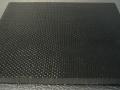 Kevlar – materiał kompozytowy do kamizelek kuloodpornych. Fot. Wikipedia