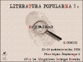 "Konferencja naukowa pt. ""Literatura popularna 3: Kryminał"""