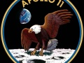 Logo misji Apollo 11. Fot. NASA