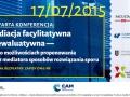 """Konferencja pt. """"Mediacja facylitatywna vs ewaluatywna"""""""