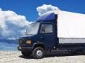 Grecka ciężarówka z charakterystycznym napisem Μεταφορική - Metaforiki, czyli przeprowadzki. Źródło: http://www.peppasmetaforiki.gr/