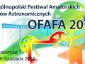 II Ogólnopolski Festiwal Amatorskich Filmów Astronomicznych 2016