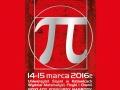 Święto Liczby Pi 2016 - plakat